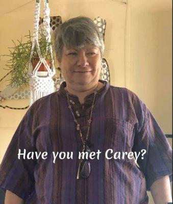 Have you met Carey